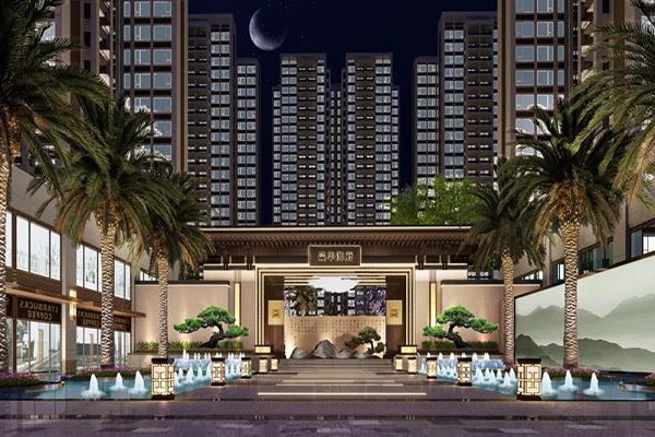 防城港晨华御府项目在售城市核心临近学区住宅,均价8300元/㎡