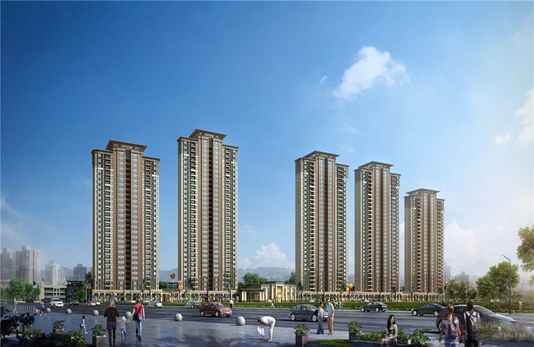 惠州【保利和悅華錦】加推三房至四房,全南向板式戶型